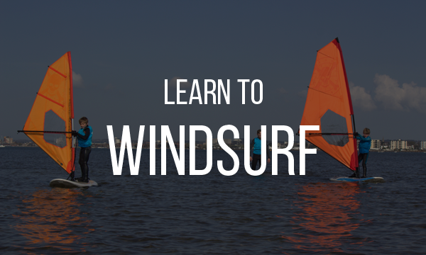 Learn to windsurf in Poole Harbour