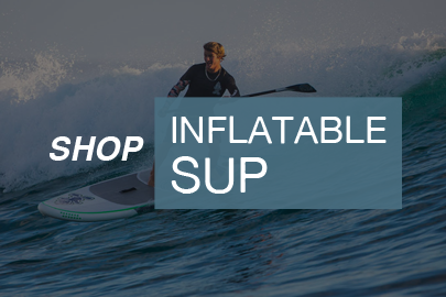 View our inflatable sup range